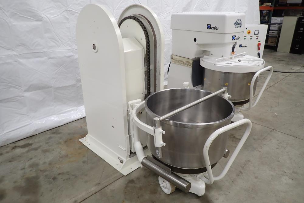 5039002-5039002Benier-Diosna W120A Spiral Mixer (4)