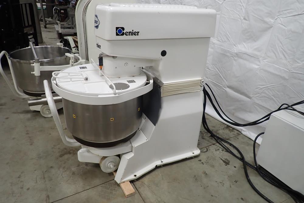 5039002-5039002Benier-Diosna W120A Spiral Mixer (8)